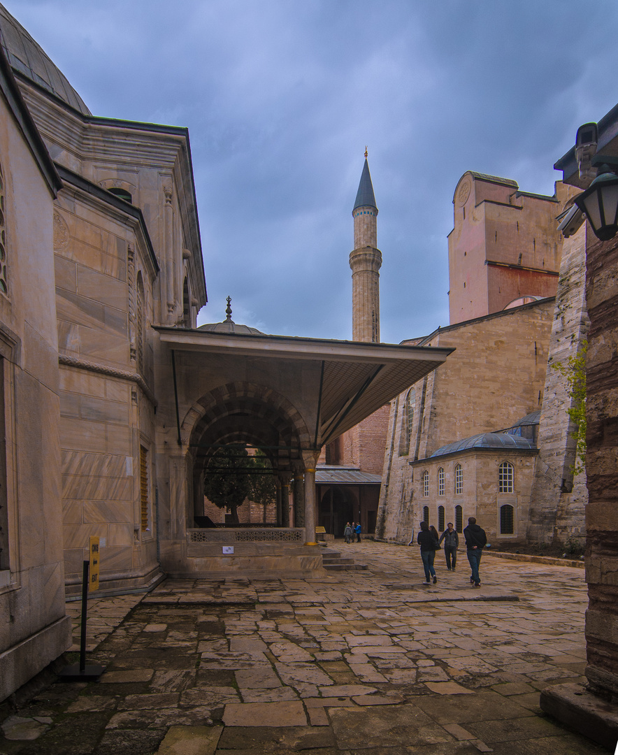 Hagia Sofia Backdoor