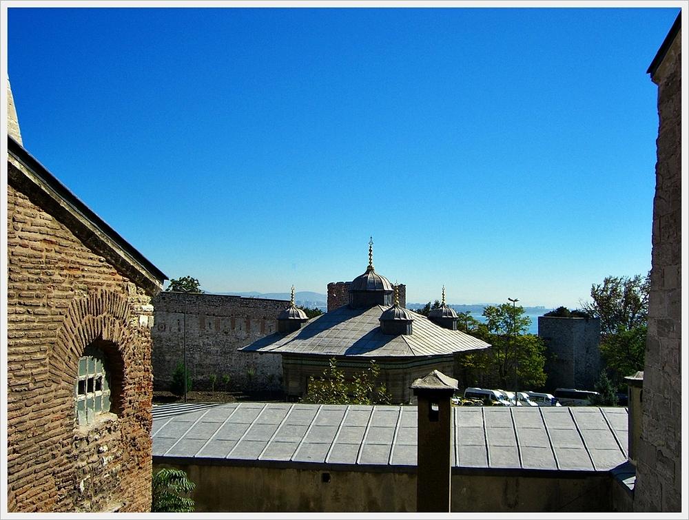 Hagia Sophia...