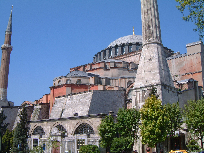 Hagia Sophia (Aya Sofya Meydani)