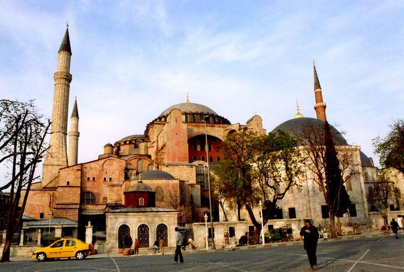 Hagia Sophia - Kirche der göttlichen Weiheit