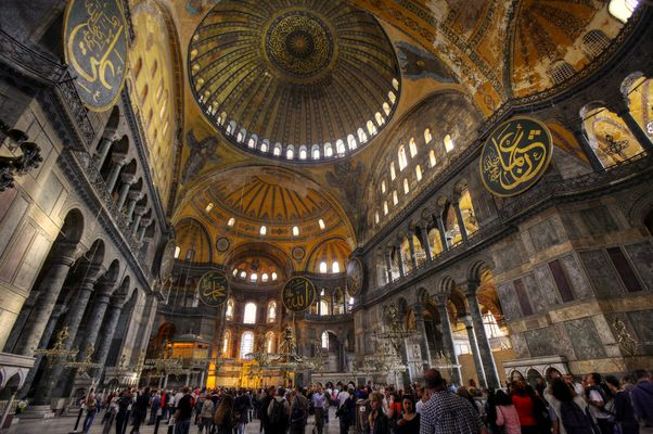 Hagia Sophia - Sophienkirche