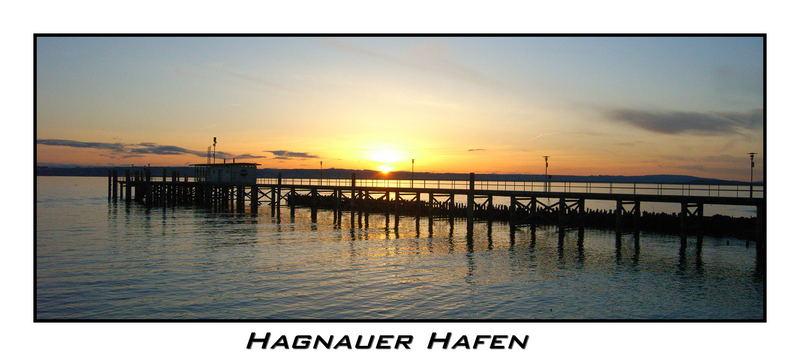 Hagnauer Hafen