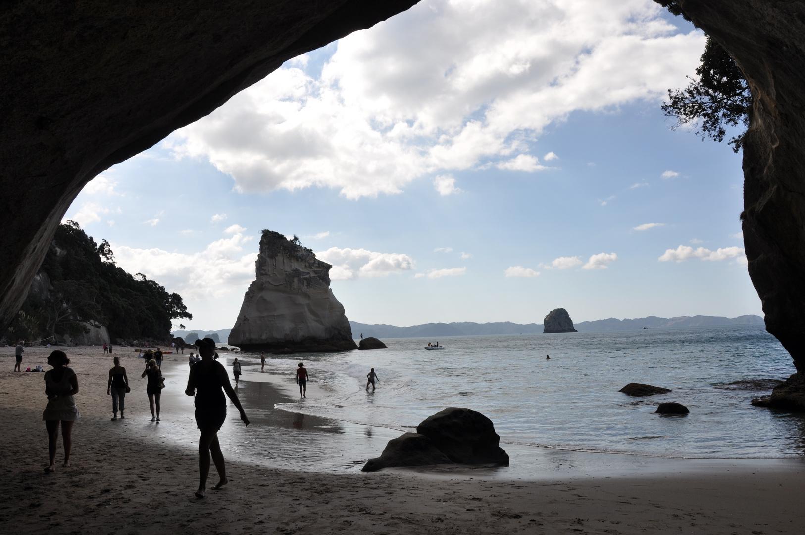 Hahei Beach - Cathedral Cove