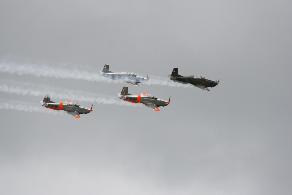 Hahnweide-Kirchheim Airshow