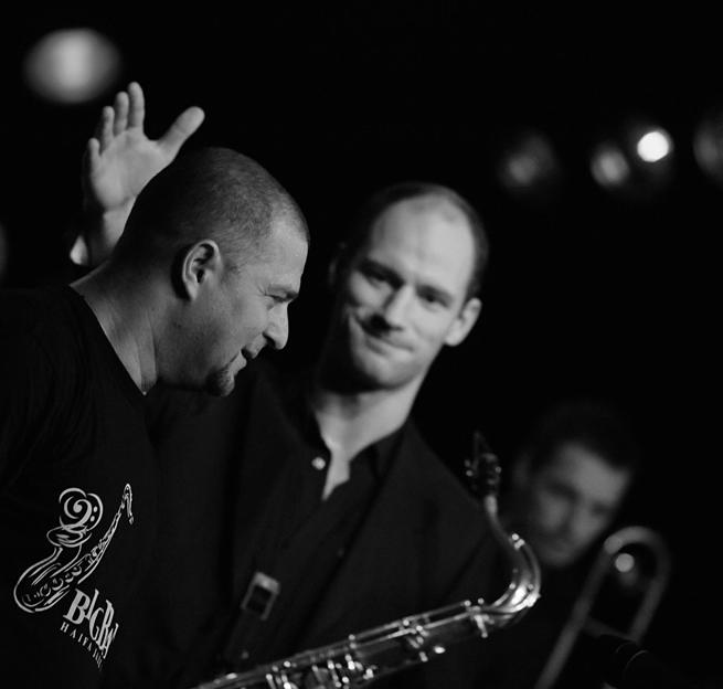 Haifa Jazz Big Band & Kicks'n Sticks 5