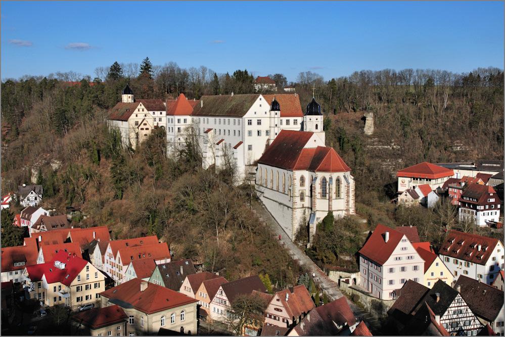Haigerloch und Schloss