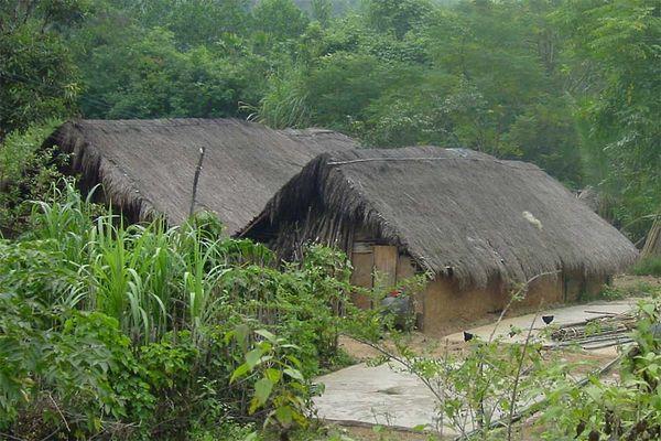 Hainan Bauernhaus