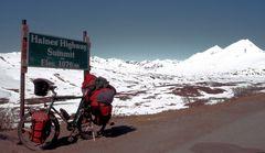Haines Highway Summit