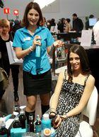 Hair & Beauty 2011: Friseurin Stefanie