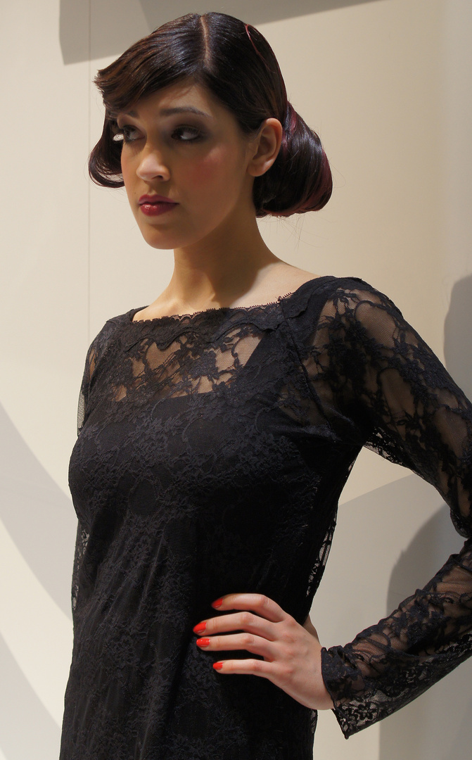 Hair & Beauty 2012: Wella-Model