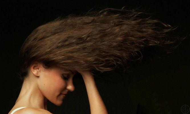 Hairstyle - 2. Versuch