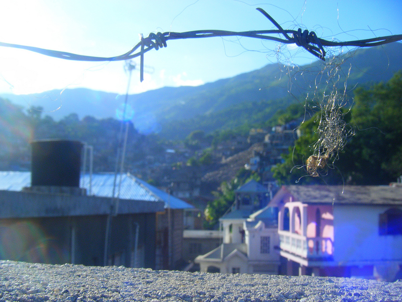 haiti écorchée