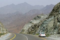 Hajar Gebirge VAE