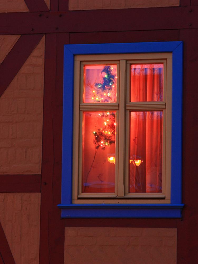 Halberstadt: Das Weihnachtsfenster