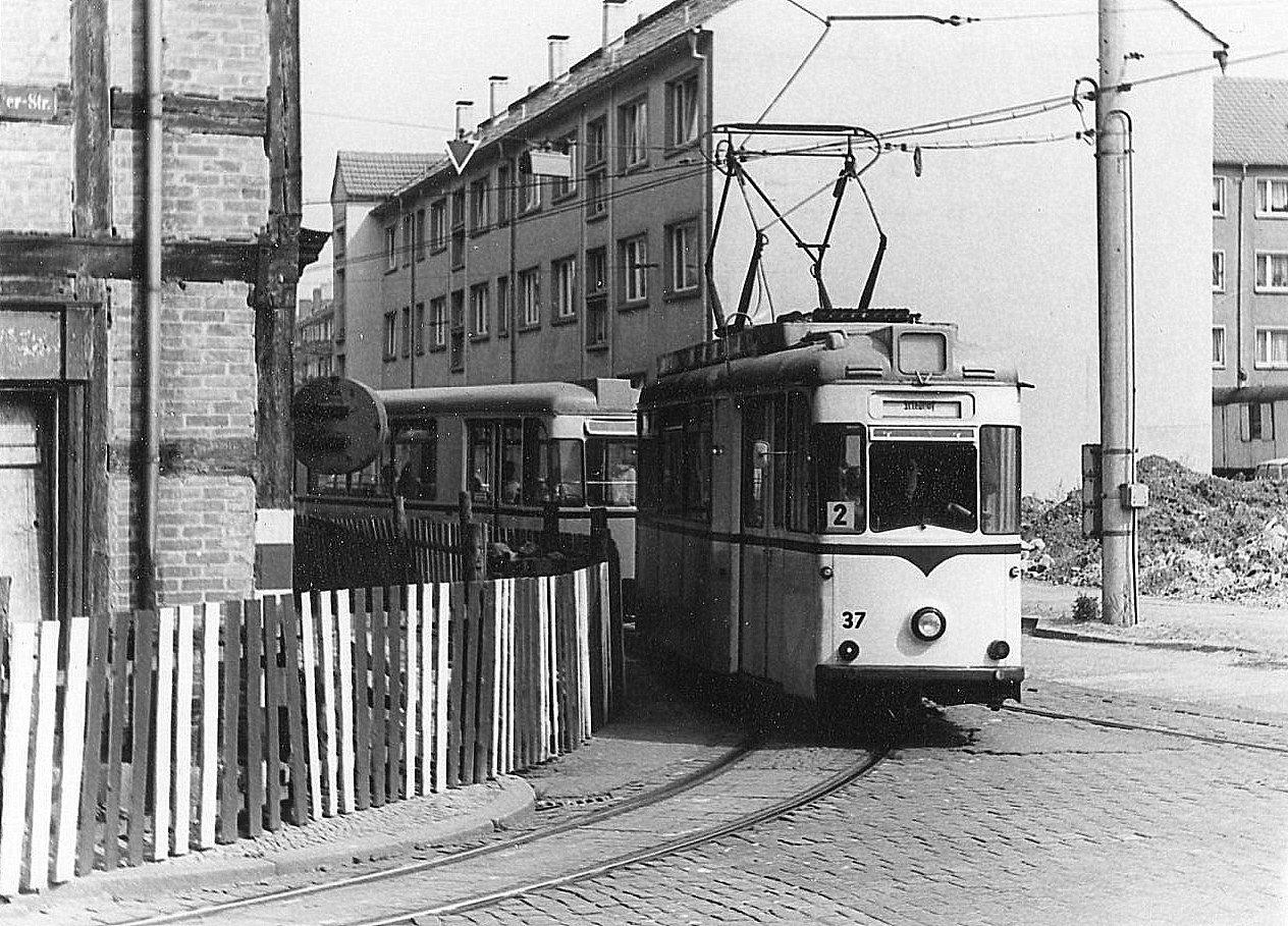 Halberstadt Dominikanerstraße 1984 37