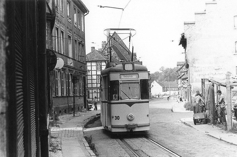 Halberstadt Gröperstraße 1984 30