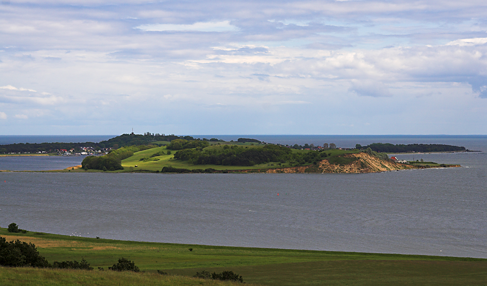 Halbinsel einer Insel