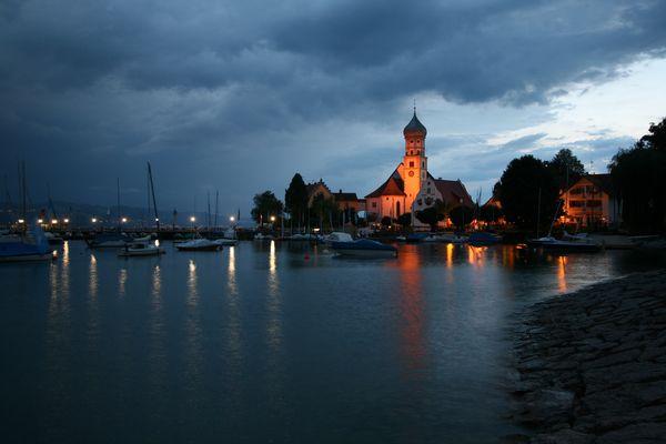 Halbinsel Wasserburg am Bodensee