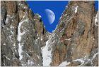 Halbmond in den Dolomiten #2