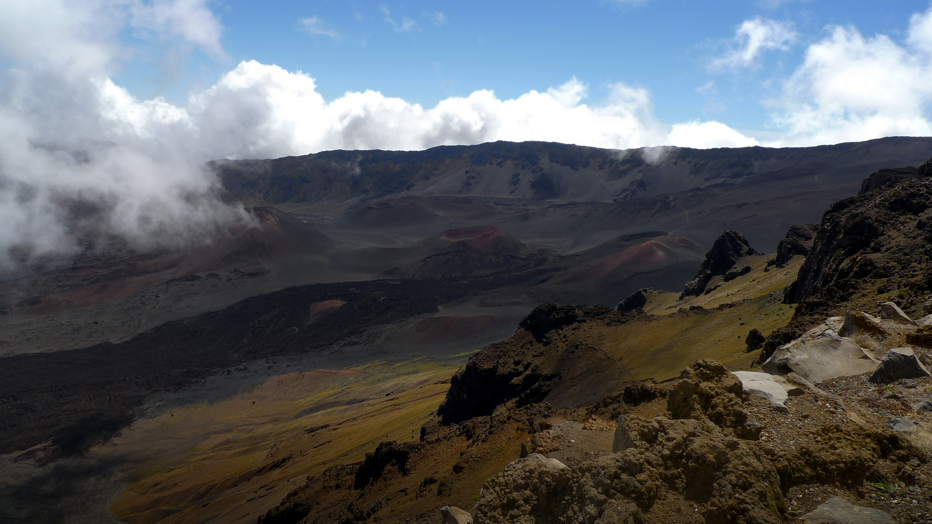 Haleakala Crater #3