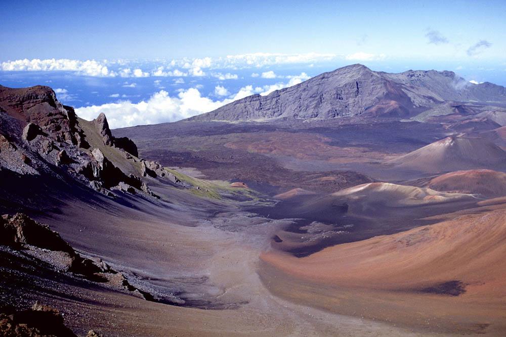 Hale'akala Krater