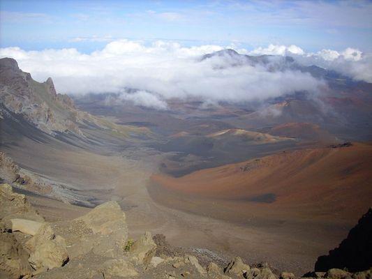 Halehakala...il Vulcano!