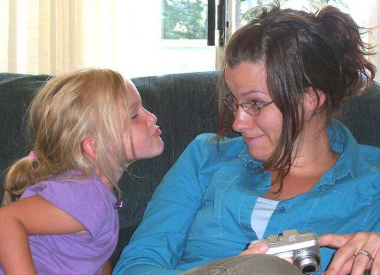 Haley & Aunt Karen reload