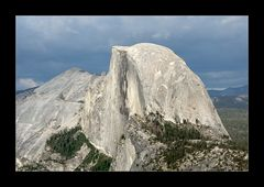 [ Half Dome from Glacier Point ]