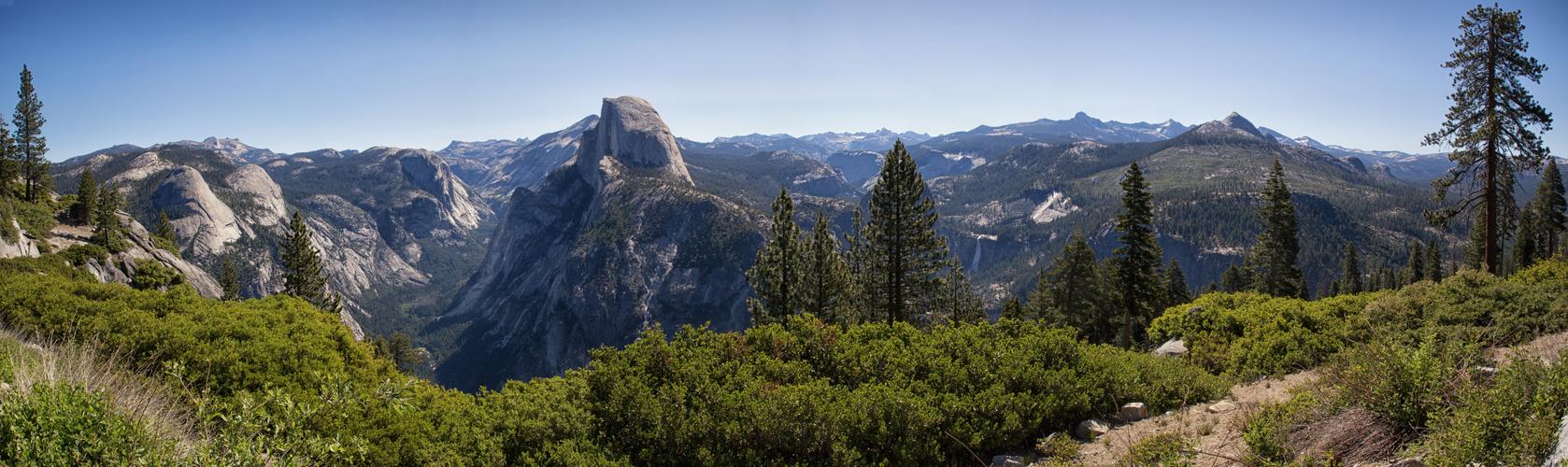 Half Dome - Yosemite-Nationalpark