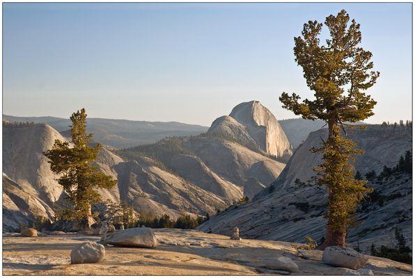 Half Dome - Yosemite N.P. - Kalifornien - USA
