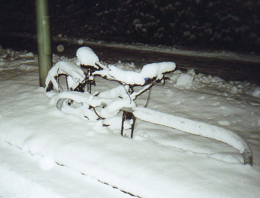 Half-Snowbike