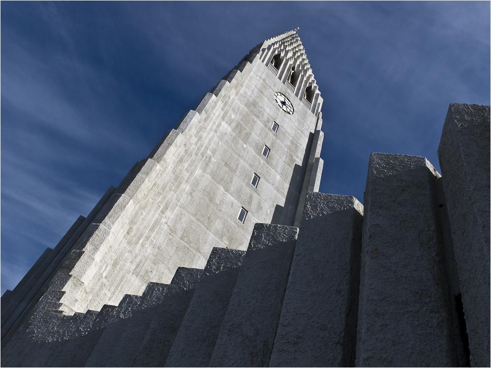 HALGRIMSKIRKJA - Reykjavik