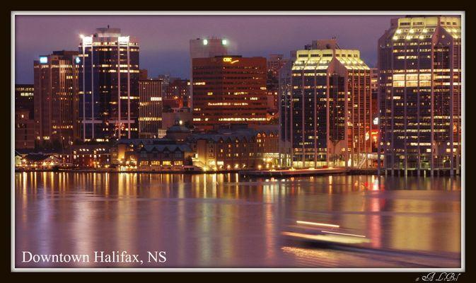 Halifax en mouvement...
