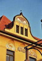 Halle, Jugendstil am Moritzburgring