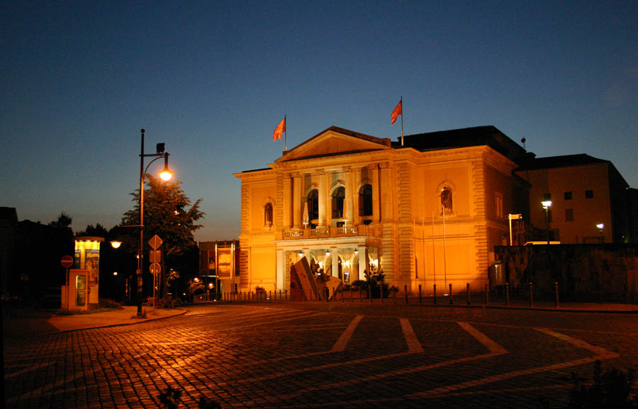 Halle - Oper