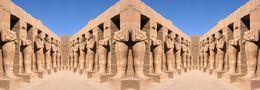 Halle Ramses III. von Annemarie Quurck
