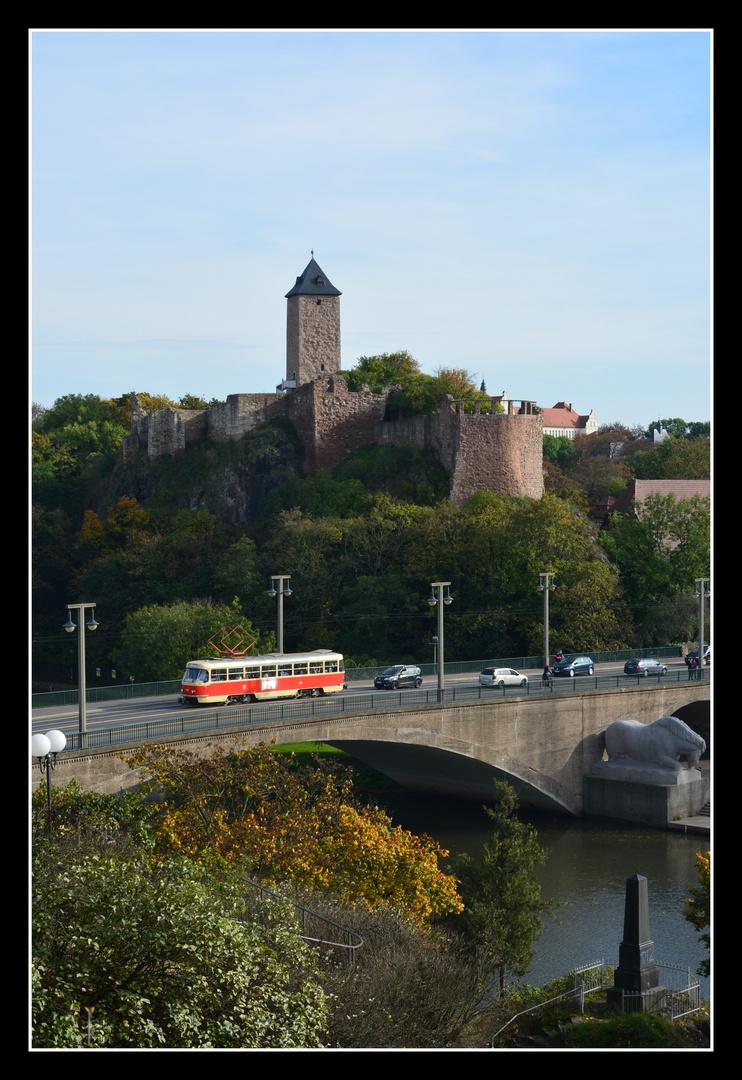 Halle (Saale) – Burg Giebichenstein