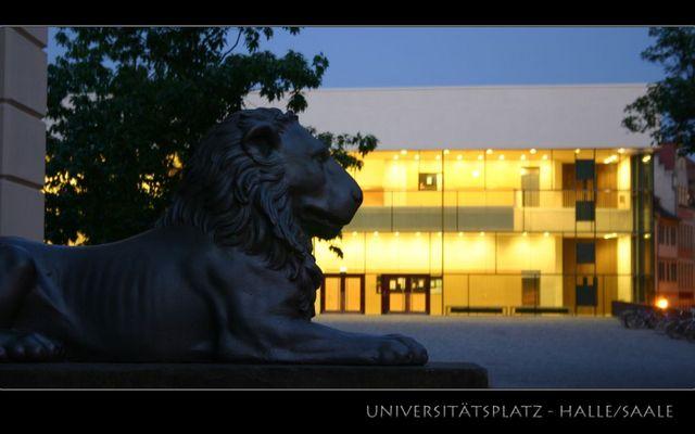 Halle - Uniplatz II