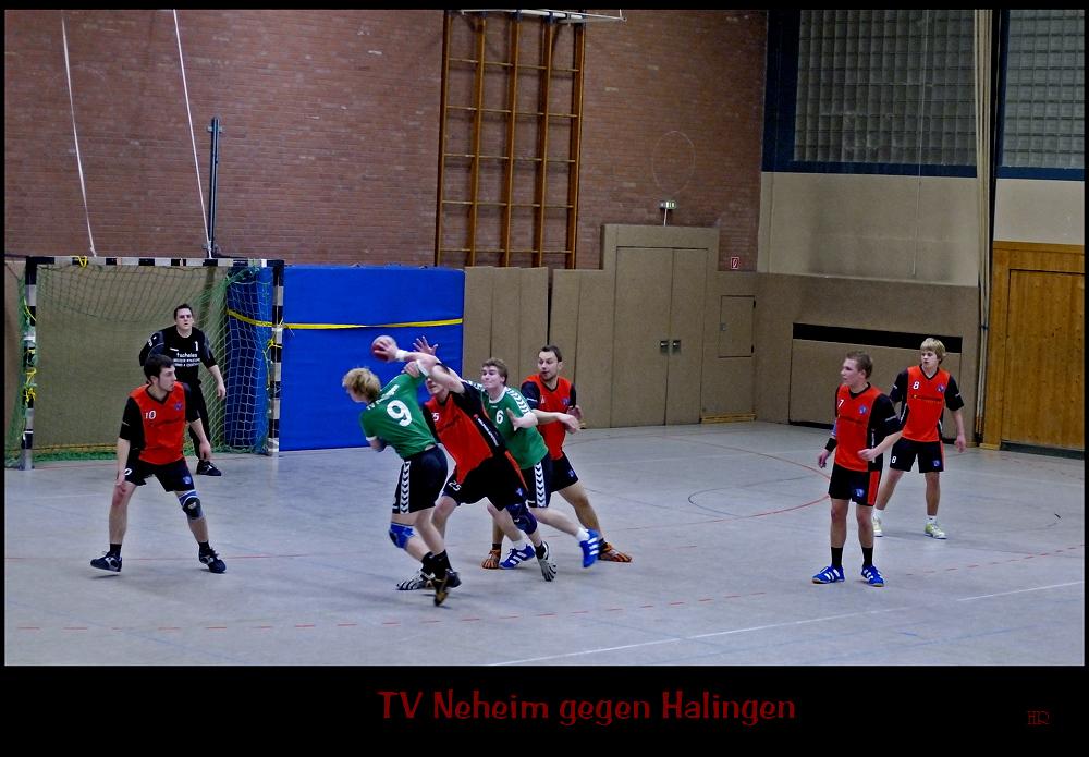Hallenhandball 4