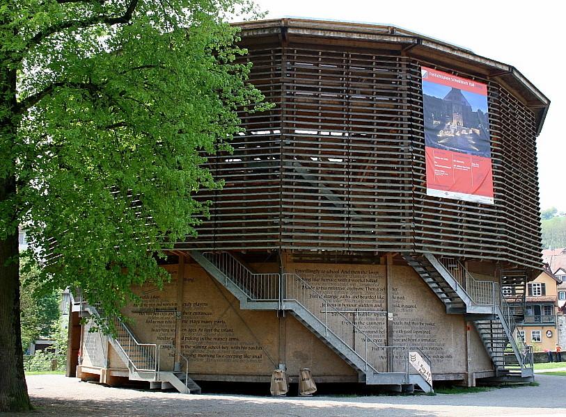Haller Globe Theater