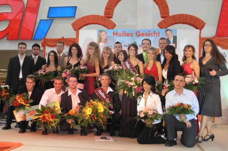 Halles Gesicht 2006