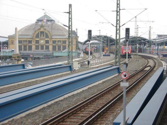 Halle/Saale Hauptbahnhof