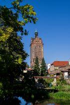 Hallescher Turm in Delitzsch