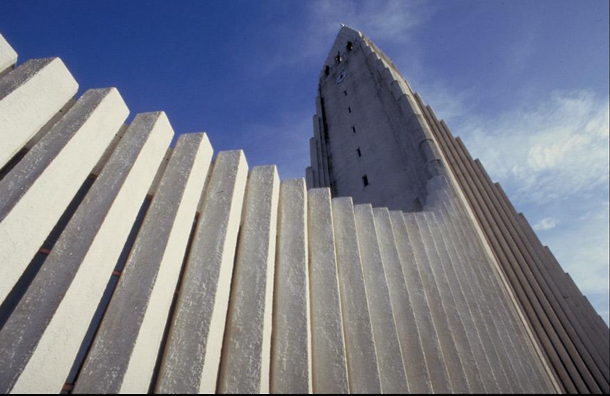 Hallgrimskirche Reykjavik