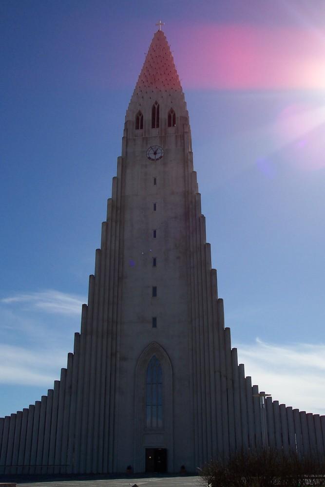 Hallgrímskirkja, Island