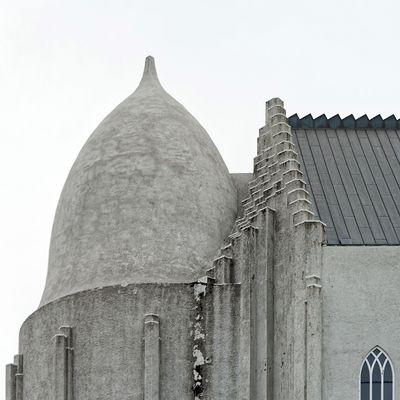 Hallgrimskirkja Kuppel