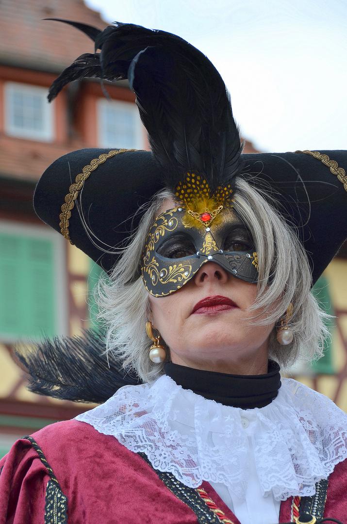 HALLia VENEZiA 2013 - Karneval der Stille - arrogance