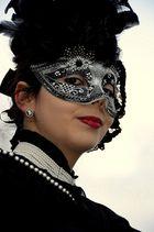 HALLia VENEZiA 2013 - Karneval der Stille - die Herrin