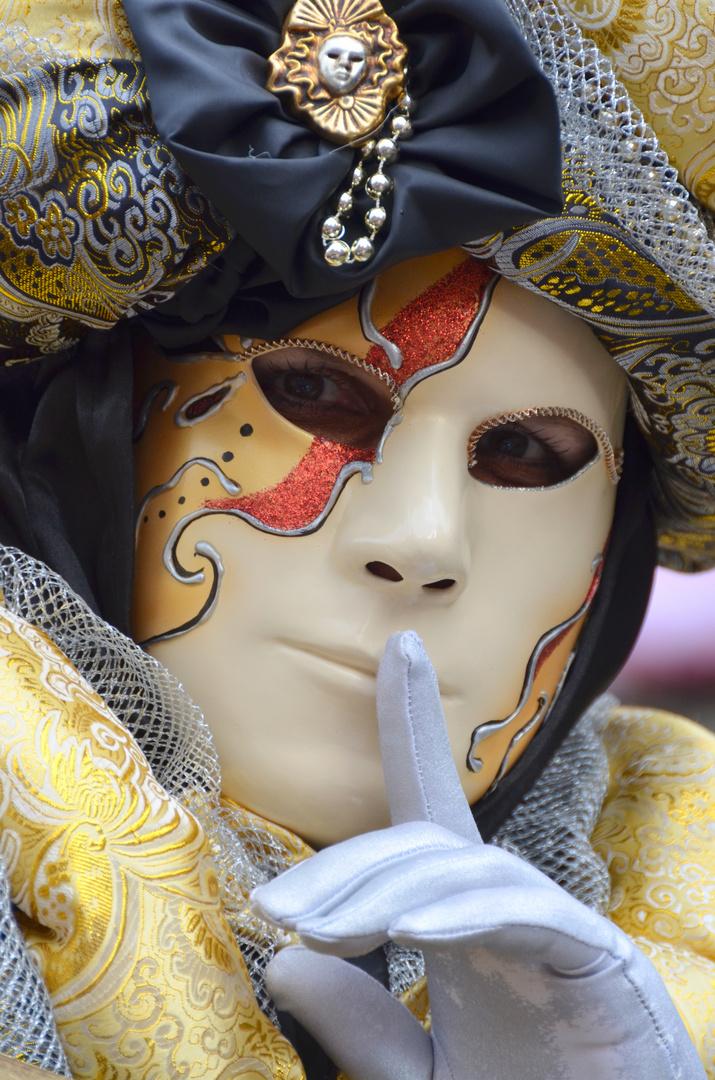 HALLiA VENEZia 2013 - Karneval der Stille - Psssssssst!