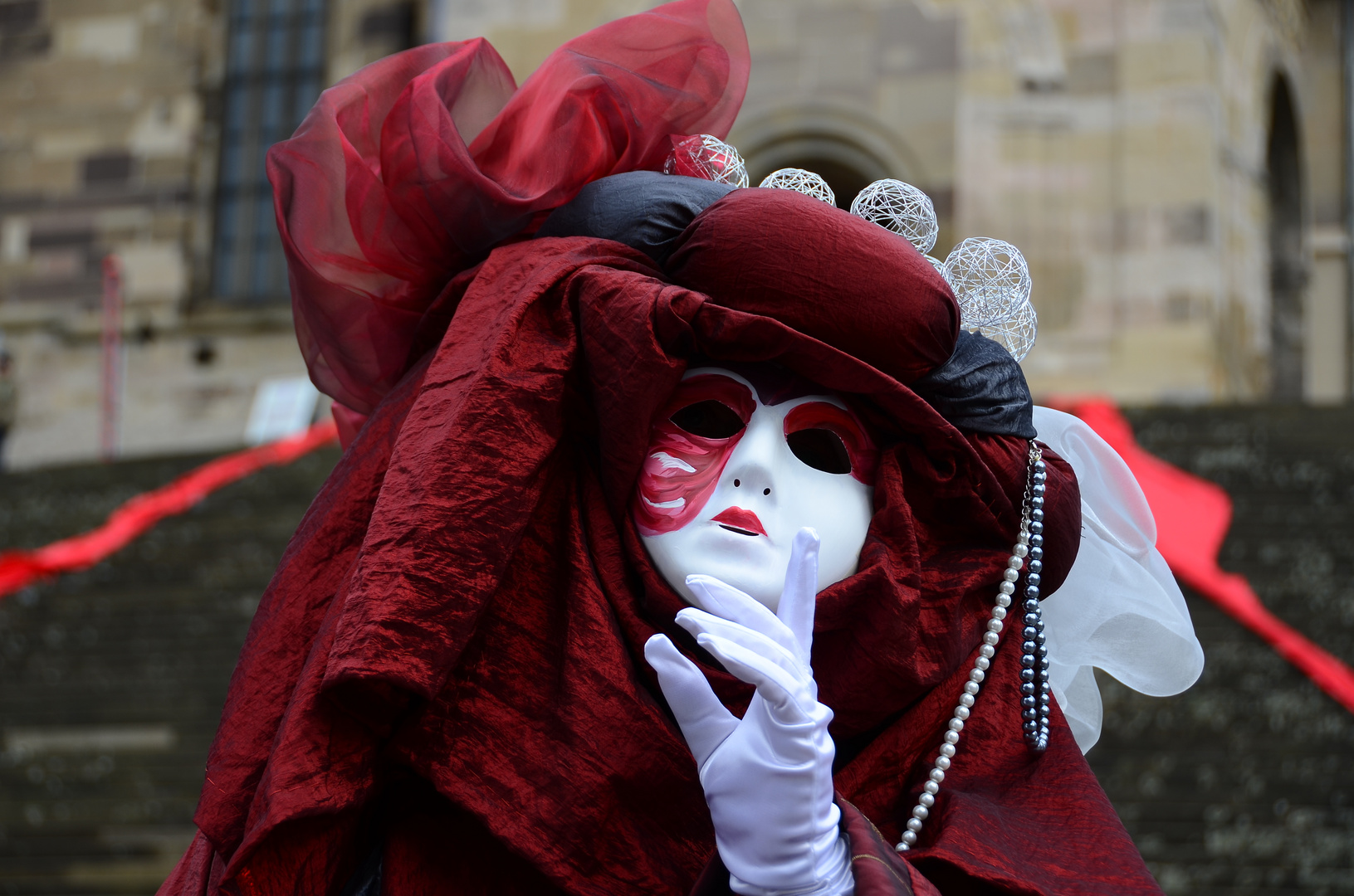 HALLia VENEZiA 2013 - Karneval der Stille - ....schon gehört?